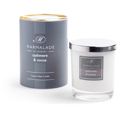 Cashmere and Cocoa Candle