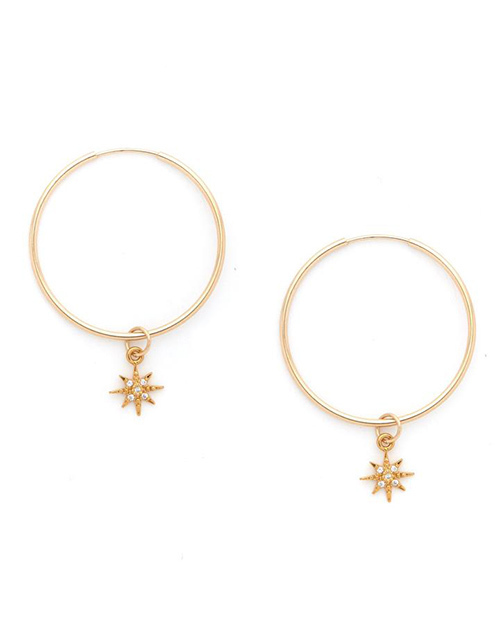 Soliel Earring 14K Gold Filled