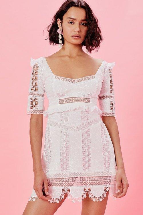 Amandine Mini Dress