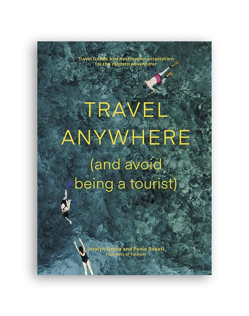 Travel Anywhere Book