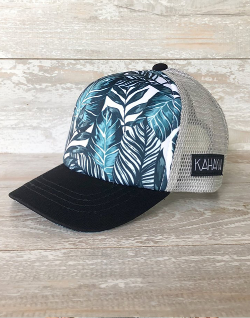 Kids Island Leaves Hat