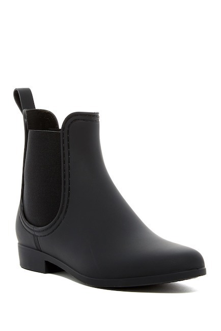 Jeffrey Campbell Stormy Matte Black