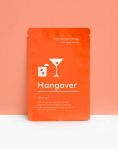 Hemp Hangover Patch