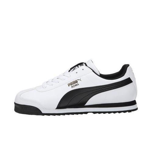 Puma M Roma White / Black