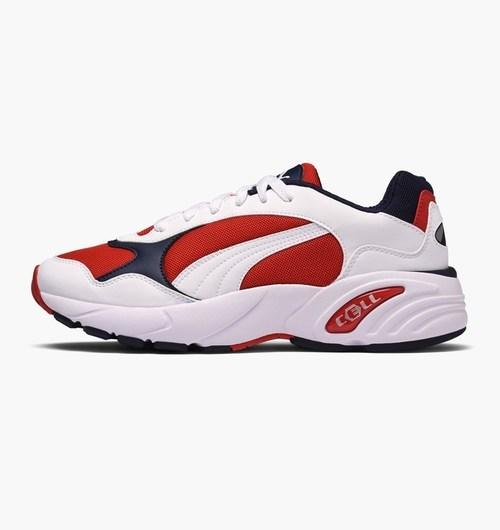 Puma 36950503 White/Cell Viper