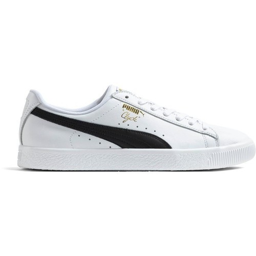 Puma M Clyde Core White