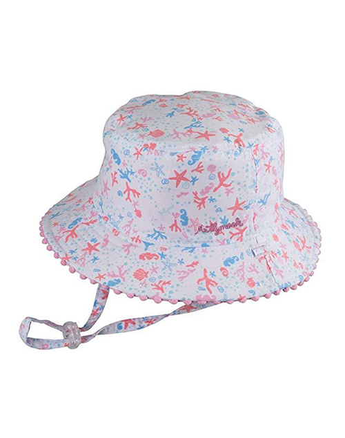 Baby Girl Bucket- Shoreline