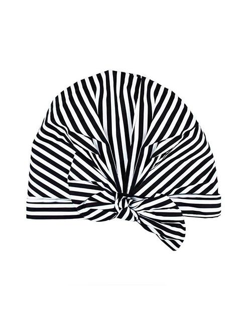 Luxe Shower Cap - Stripe