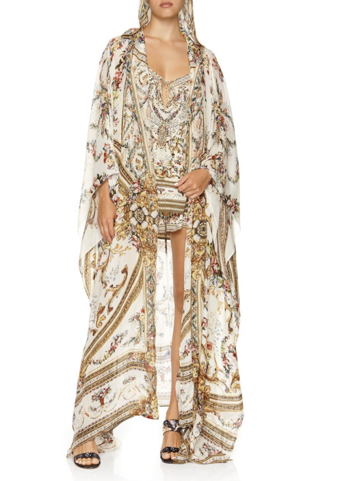 Oversized Robe
