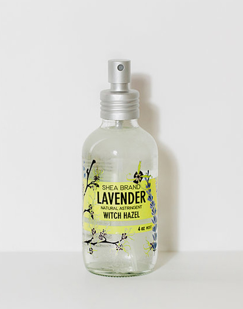 Lavender Witch Hazel