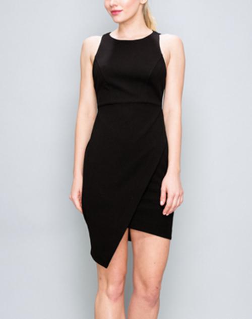 Thin Strap Bodycon Mini Dress