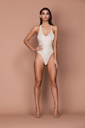 Minx Sparkle Bodysuit