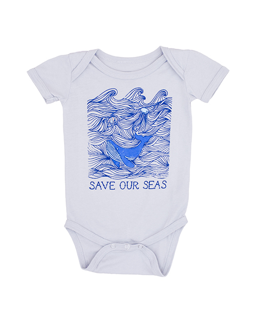 Save Our Seas One Piece