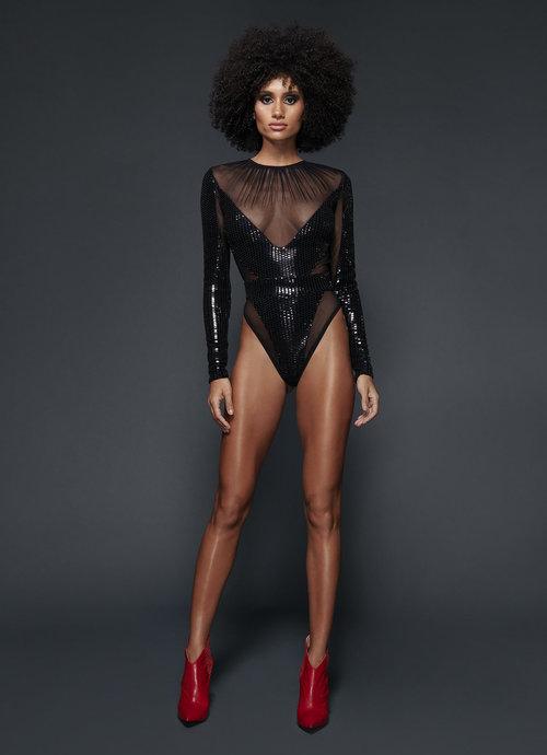 Nocturnal Bodysuit