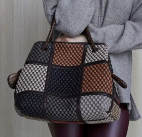 Bucket Bag Patchwork