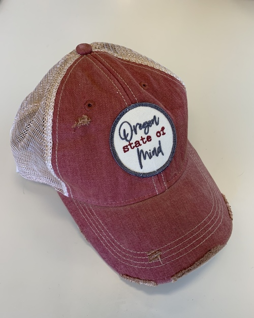 OR State of Mind Ball Cap