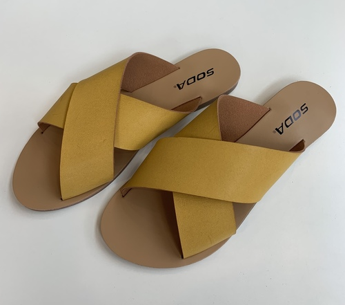 Mustard Avenue Sandal