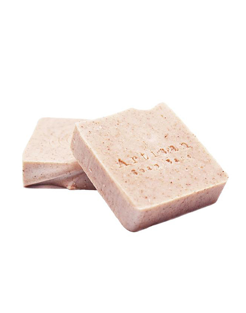 Pink Clay Soap Bar