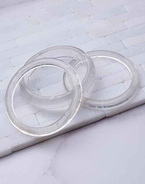 Irridescent Bangle Set
