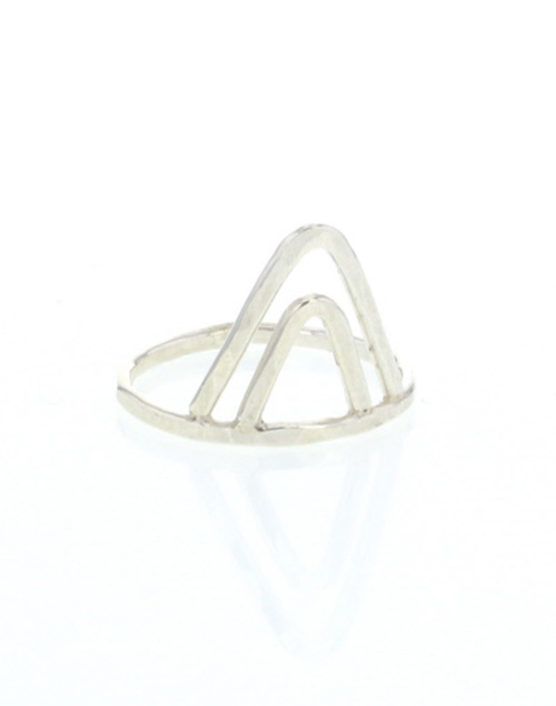 Tipi Ring Sterling SIlver