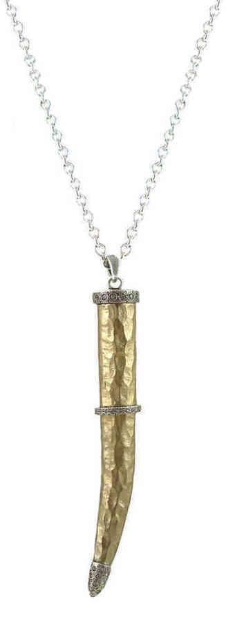 Gold Frame VS Mini Dupre Necklace
