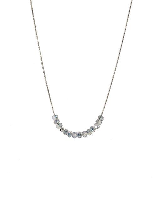 Sprinkle Of Glitter Necklace - Luminesce