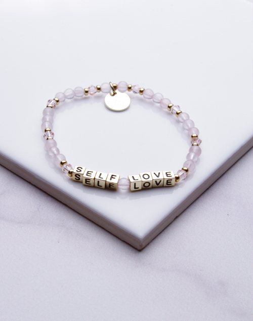 Little Words Project - Self Love Bracelet Gold