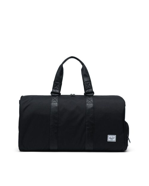 Herschel Novel M 600D Poly BLK/BLK