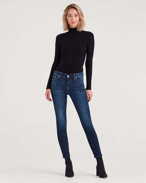 B(air) Denim Ankle Skinny