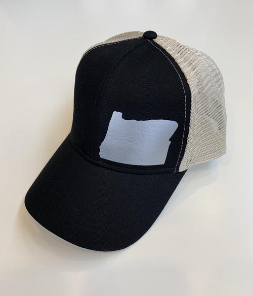 Hank Orange Black w/ Silver Hat