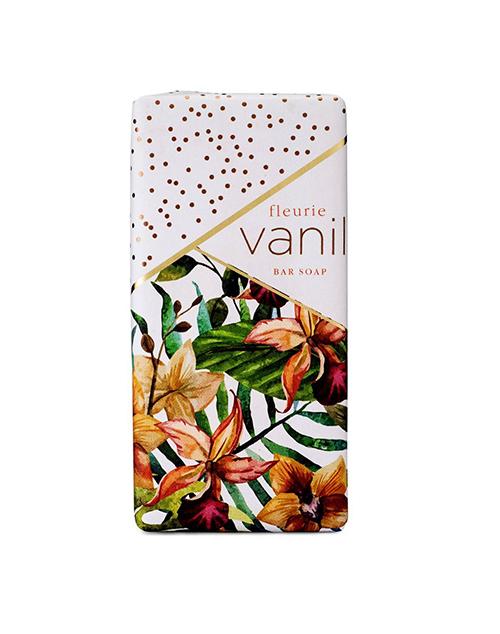 Les Alizes Vanilla Flower Bar Soap