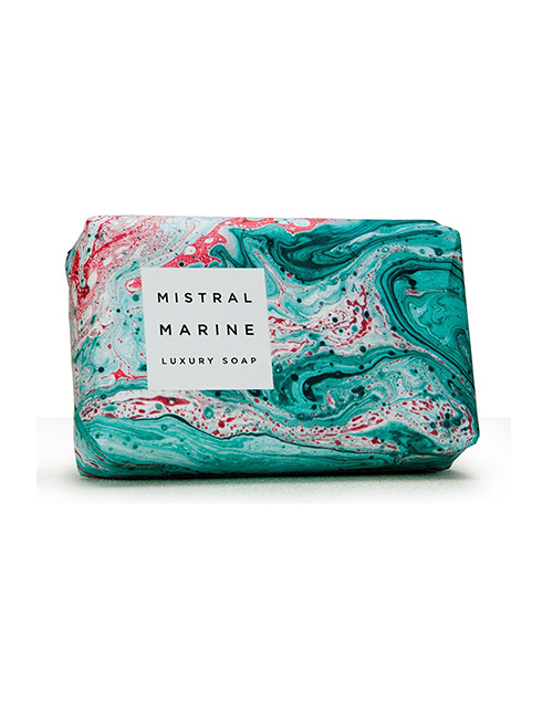 Marbles Marine  Bar Soap