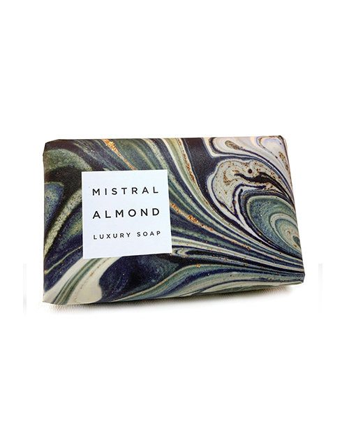 Marbles Almond Bar Soap