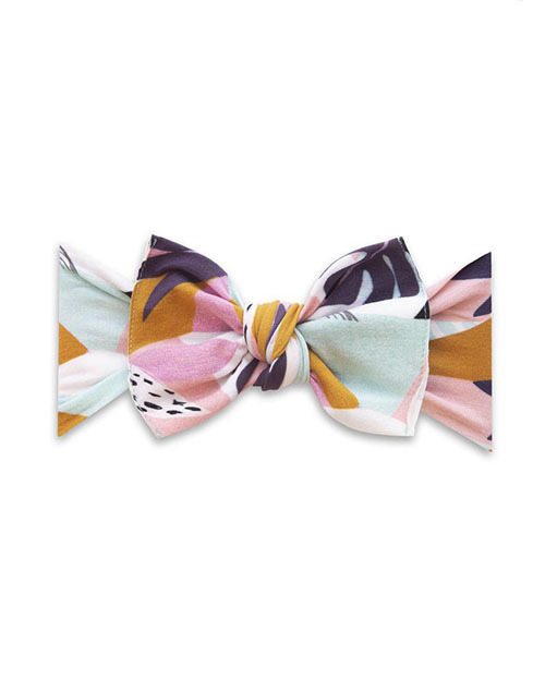 Printed Knot Headband - Topical Deco