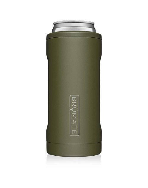 Hopsulator Slim 12oz - OD Green