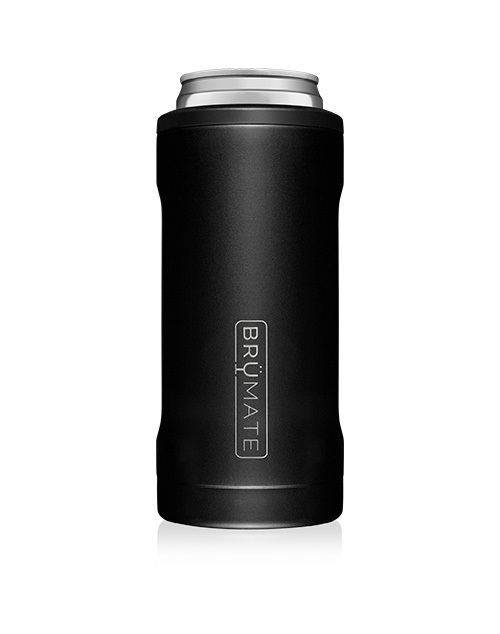 Hopsulator Slim 12oz - Matte Black