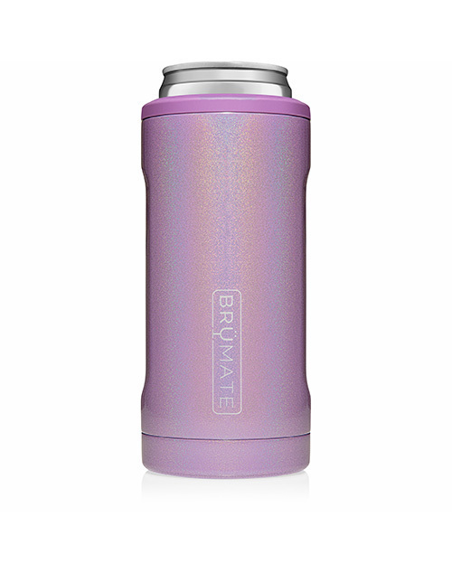 Hopsulator Slim 12oz - Glitter Violet