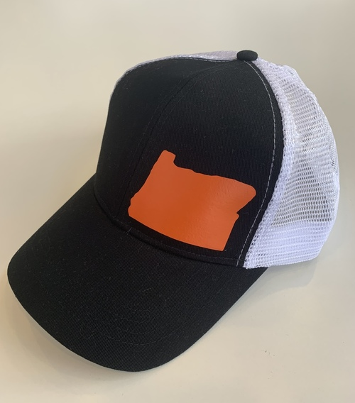 Hank Orange Black Hat Orange OR