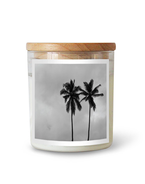 Twin Palms - Tulum Candle