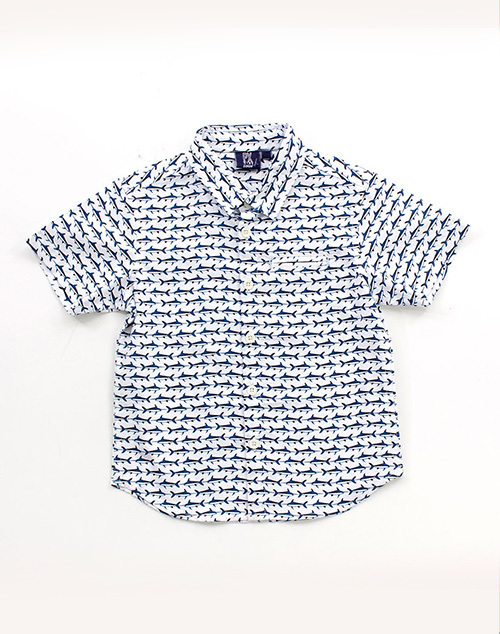 Tom Button Baby Shirt