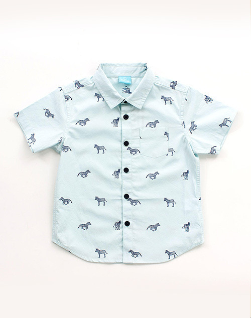 Tyler Button Down Toddler