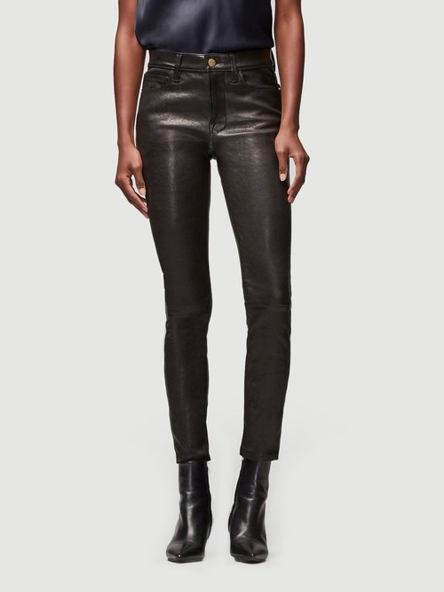 Le Skinny de Jeanne Leather