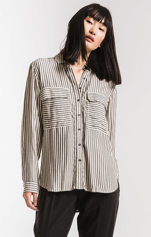 Lucali Button Down Shirt