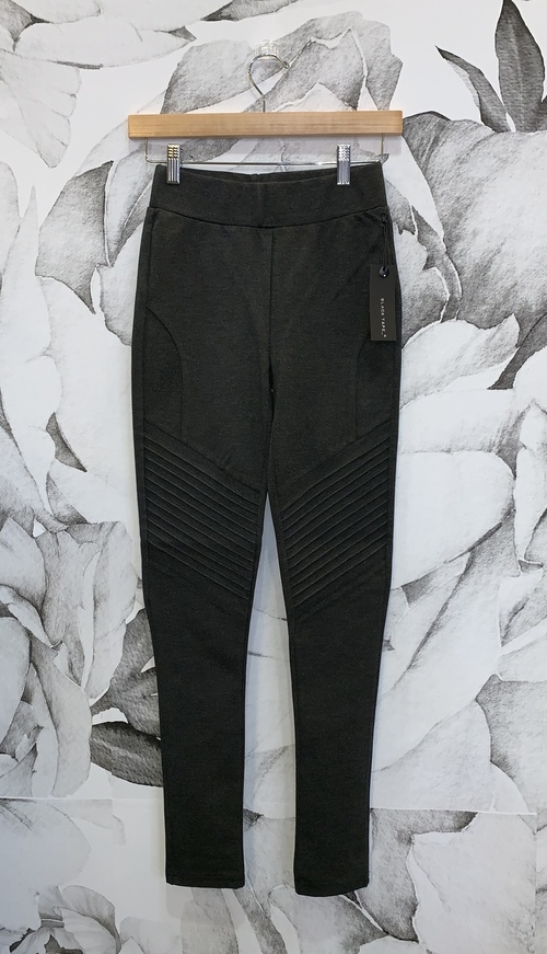 Seren Grey Biker Legging
