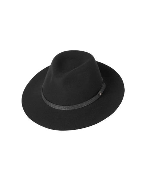 Ladies Safari Kallie Hat - Black OS