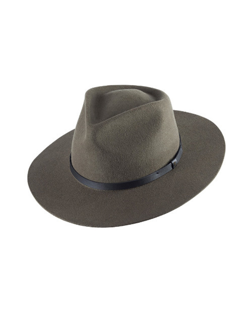 Goodwin Wide Brim Fedora Hat