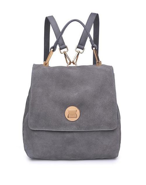 Antoinette Backpack - Grey