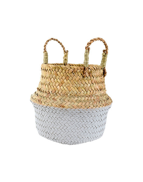 Baby Belly Basket Stone