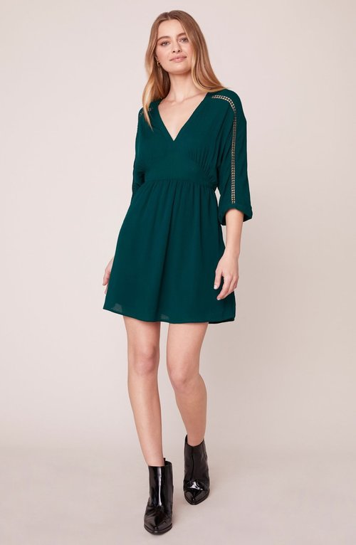 Wishful Thinking Dolman Sleeve Dress