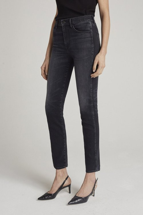 W3 Straight Authentic High Rise Jean